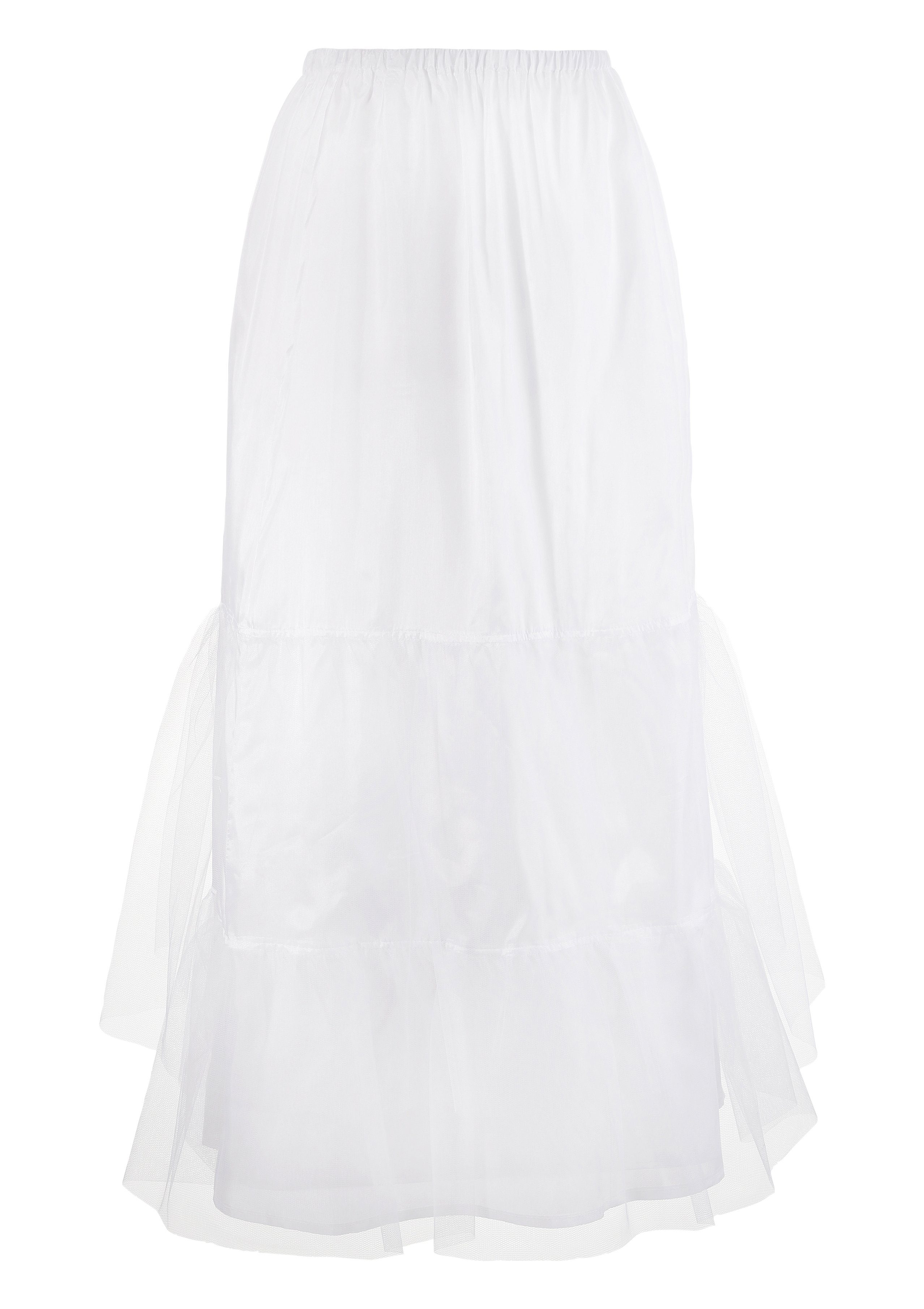 Love Nature Petticoat mit praktischen Gummizug