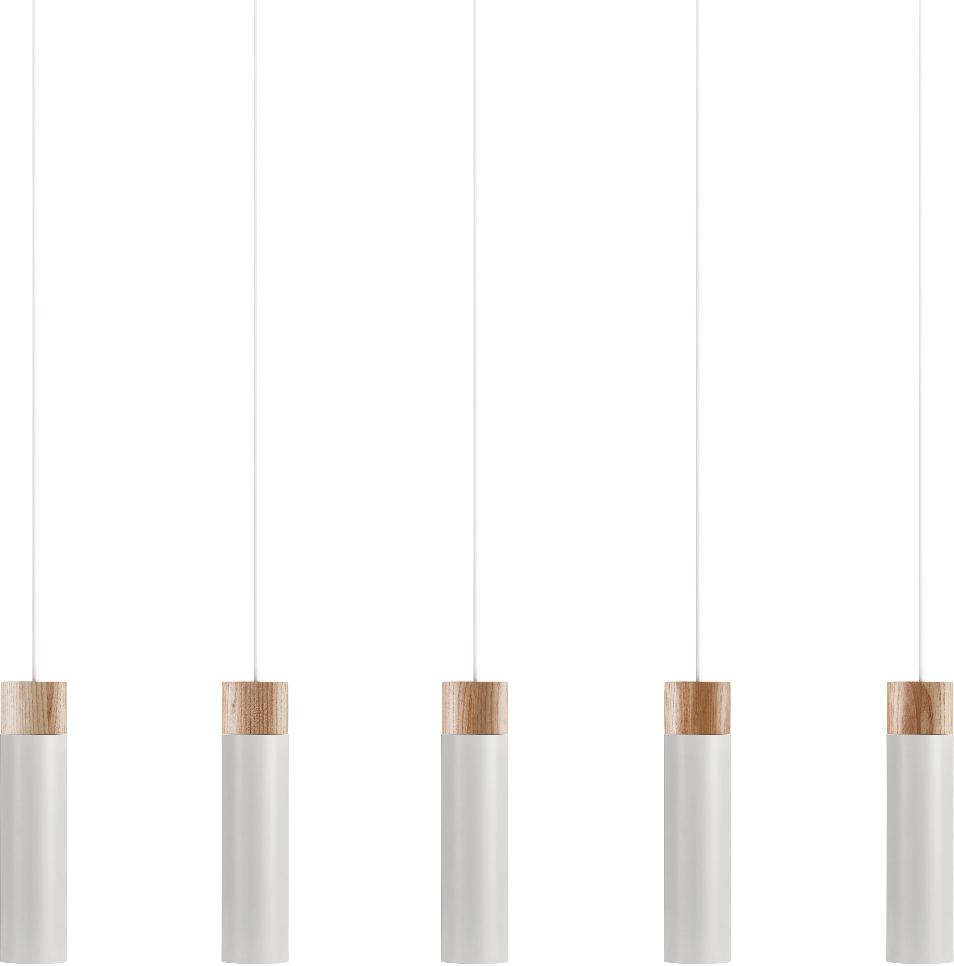 Nordlux Hängeleuchte TILO, GU10, FSC Holz Esche Applikationen