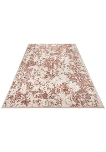 ELLE Decor Teppich »Corrèze«, rechteckig, 6 mm Höhe, Viskose, Wohnzimmer kaufen