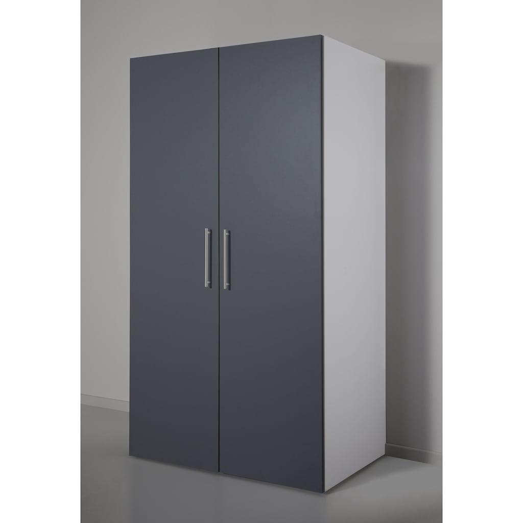 RESPEKTA Miniküche, mit Kochplatten und Kühlschrank