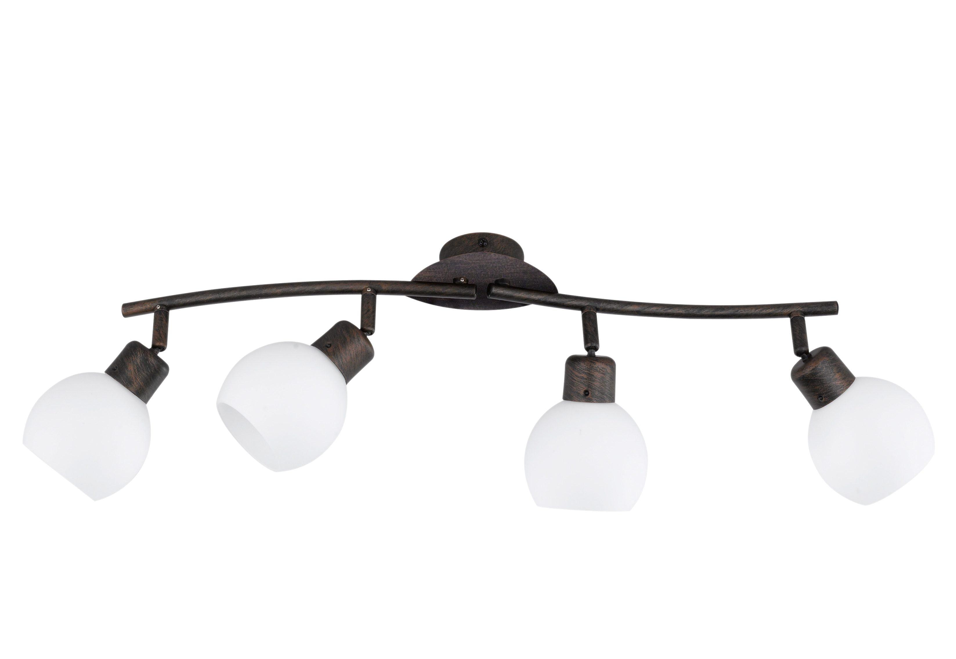 TRIO Leuchten LED Deckenstrahler, E14, LED Deckenleuchte, LED Deckenlampe