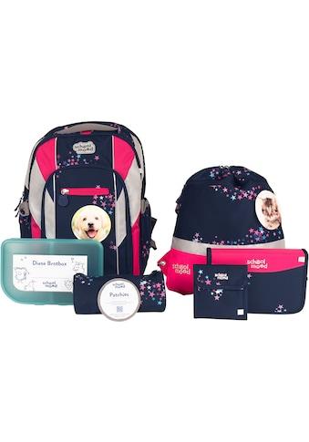 SCHOOL-MOOD® Schulrucksack »Loop Air+, Leni«, retroreflektierende Flächen, aus... kaufen