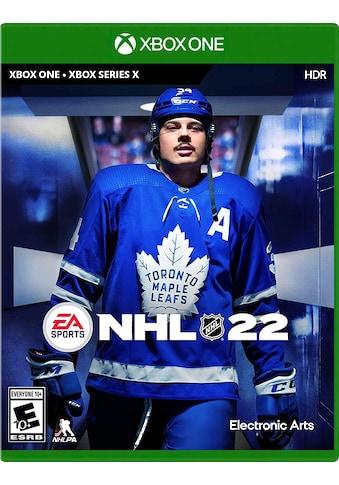 Electronic Arts Spiel »NHL 22«, Xbox One kaufen