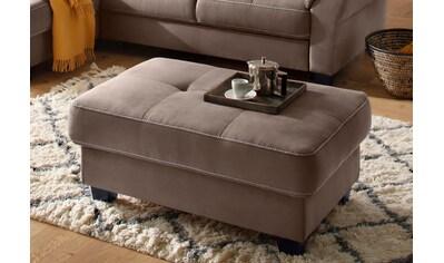 Premium collection by Home affaire Hocker »Solvei« kaufen