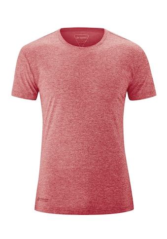 Maier Sports Funktionsshirt »Myrdal 2.0«, Klassisches, leichtes T-Shirt in körpernahem... kaufen