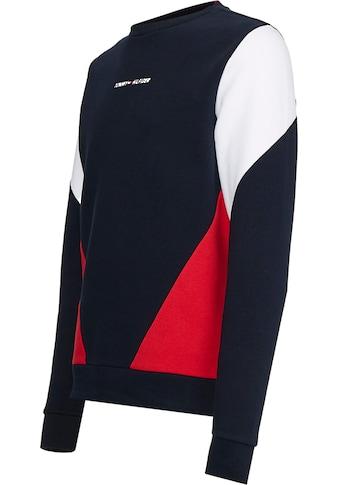 Tommy Hilfiger Sport Sweatshirt »BLOCKED SEASONAL CREW« kaufen