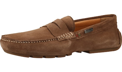 Pantofola d´Oro Mokassin »Nubukleder« kaufen