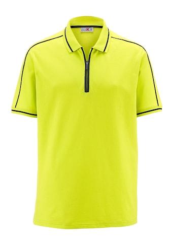 Roger Kent Poloshirt, mit Kontrastverarbeitung kaufen