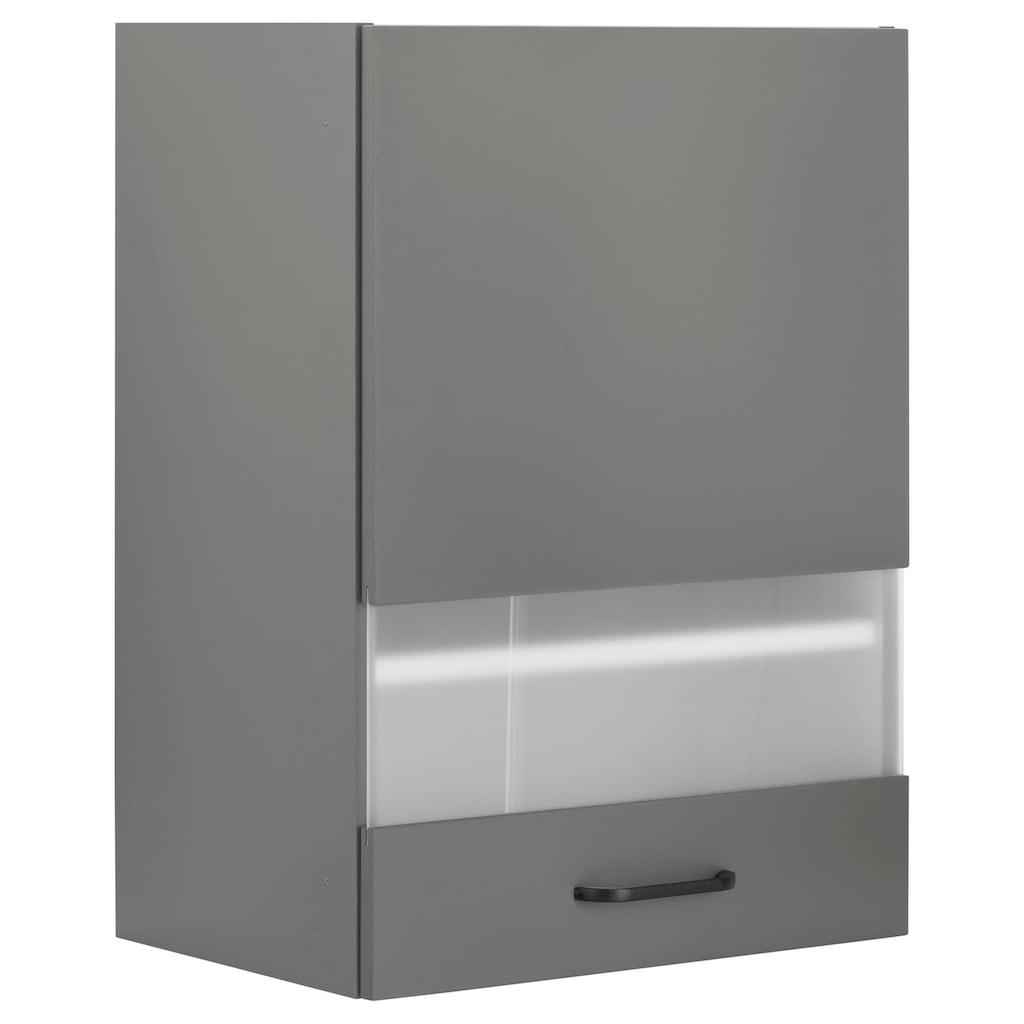 OPTIFIT Glashängeschrank »Elga«, mit Soft-Close-Funktion und Metallgriff, Breite 50 cm