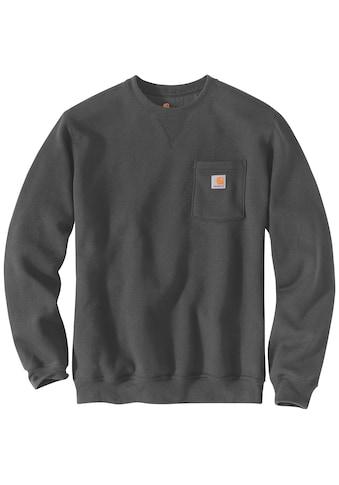 Carhartt Sweatshirt »CREWNECK POCKET SWEATSHIRT« kaufen