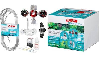 EHEIM Set: Aquariumpflege »SET600«, CO² - Düngeanlage ohne Flasche kaufen