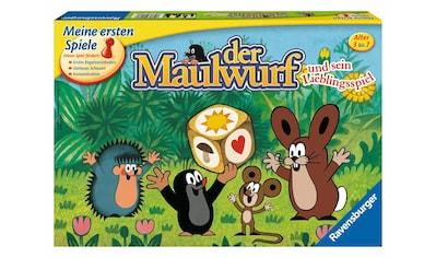 Ravensburger Spiel »Der Maulwurf und sein Lieblingsspiel«, Made in Europe, FSC® - schützt Wald - weltweit kaufen