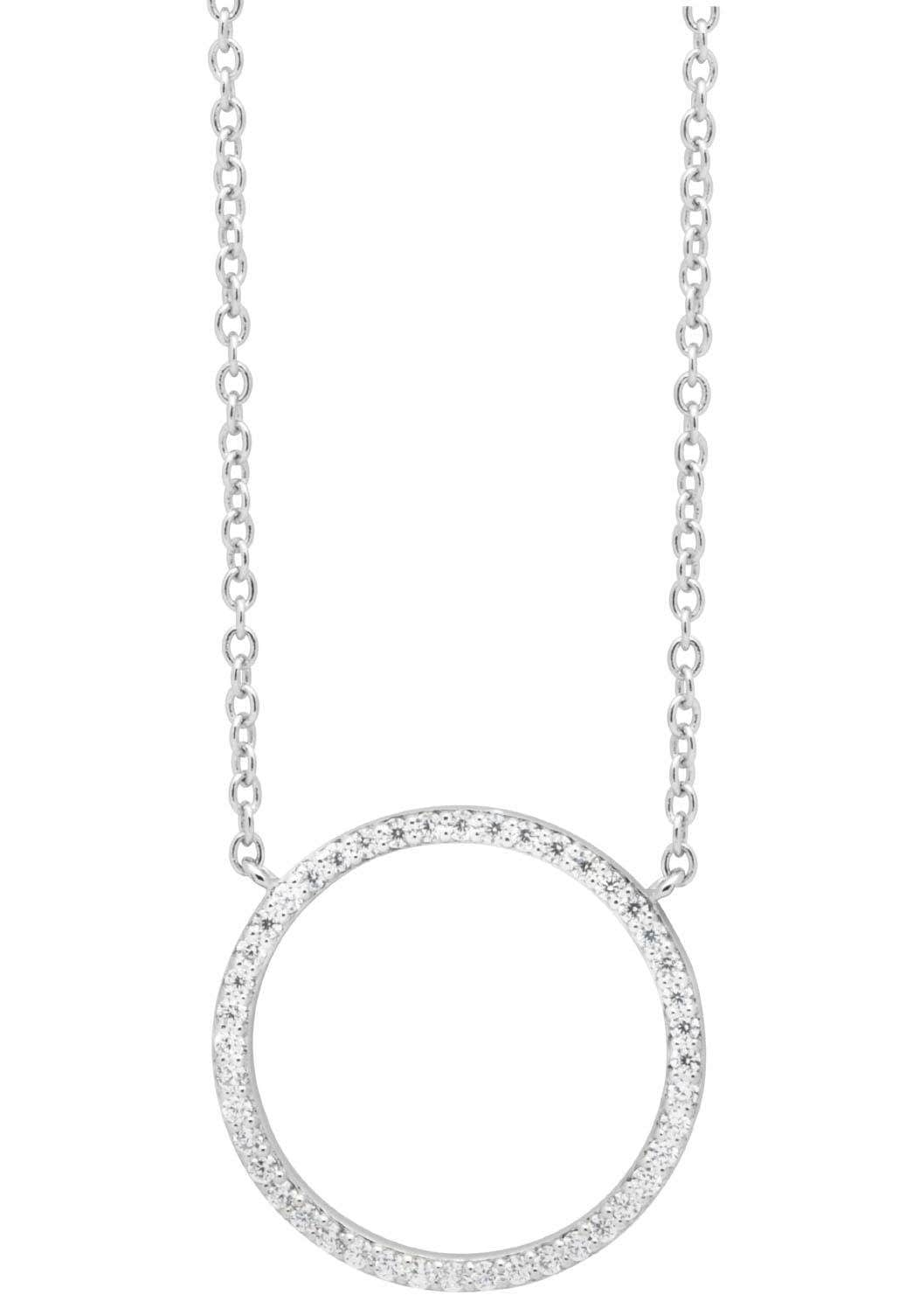 NANA KAY Kette mit Anhänger Kreis Playful Circles ST1596   Schmuck > Halsketten > Ketten mit Anhänger   Nana Kay