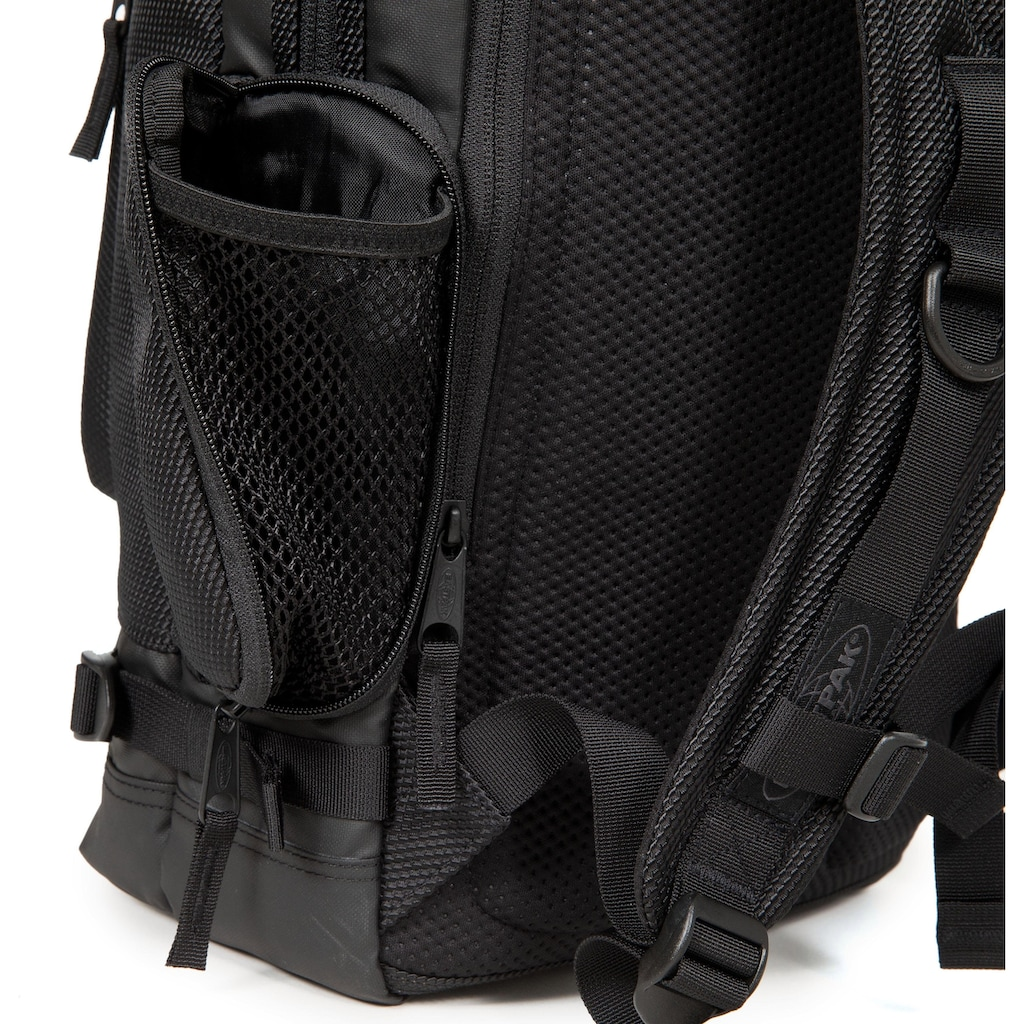 Eastpak Laptoprucksack »TECUM L, Cnnct Coat«, enthält recyceltes Material (Global Recycled Standard)