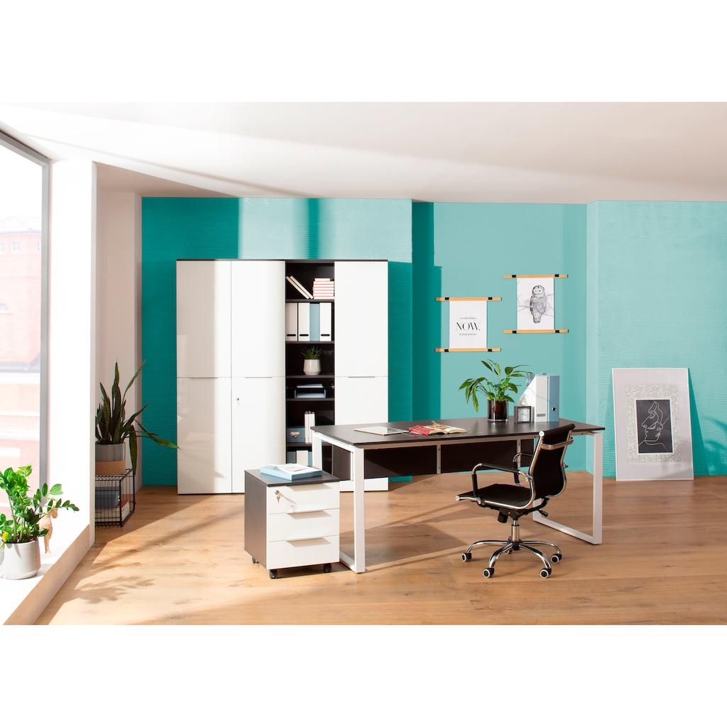 Maja Möbel Schreibtisch »Trendo«, kratzfest durch Melaminharzbeschichtung