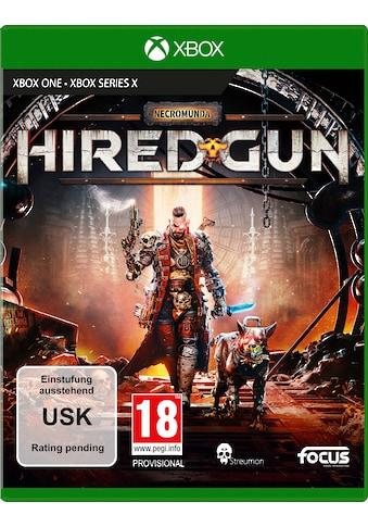 Focus Spiel »Necromunda: Hired Gun«, Xbox Series X-Xbox One kaufen