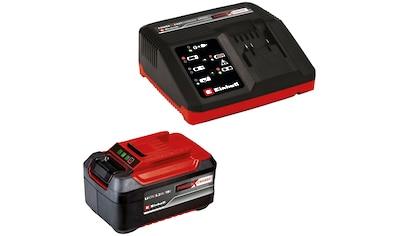Einhell Akku »PXC-Starter-Kit 5,2Ah & 4A Fastcharger«, 18,0 V kaufen