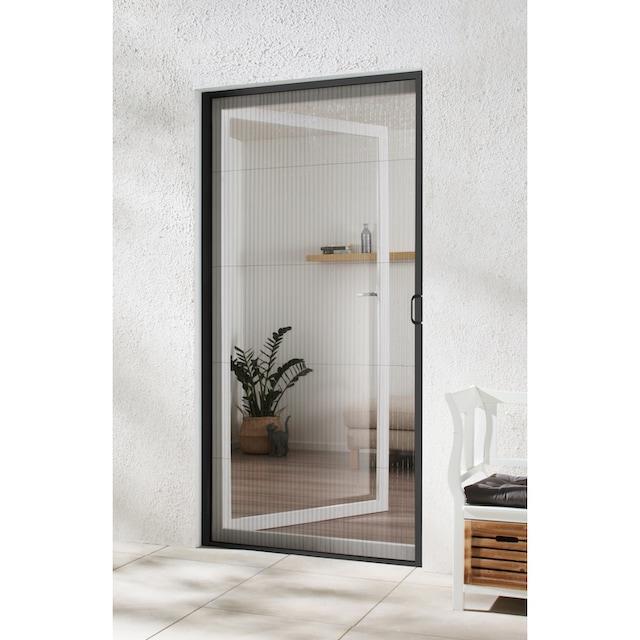HECHT Insektenschutz-Tür anthrazit/anthrazit, BxH: 125x220 cm