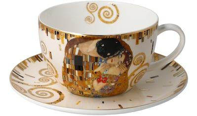 Goebel Cappuccinotasse »Der Kuss«, von Gustav Klimt kaufen