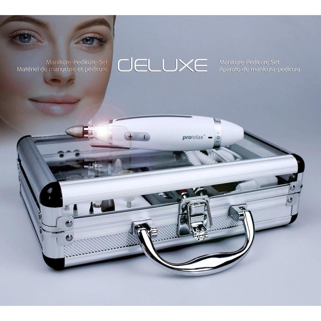 prorelax Maniküre-Pediküre-Set »52248  DELUXE«