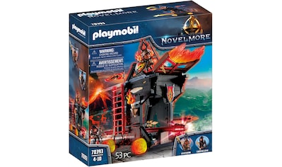 Playmobil® Konstruktions-Spielset »Burnham Raiders Feuerrammbock (70393), Novelmore«, ; Made in Germany kaufen