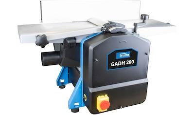 GÜDE Abricht -  und Dickenhobelmaschine »GADH 200« kaufen