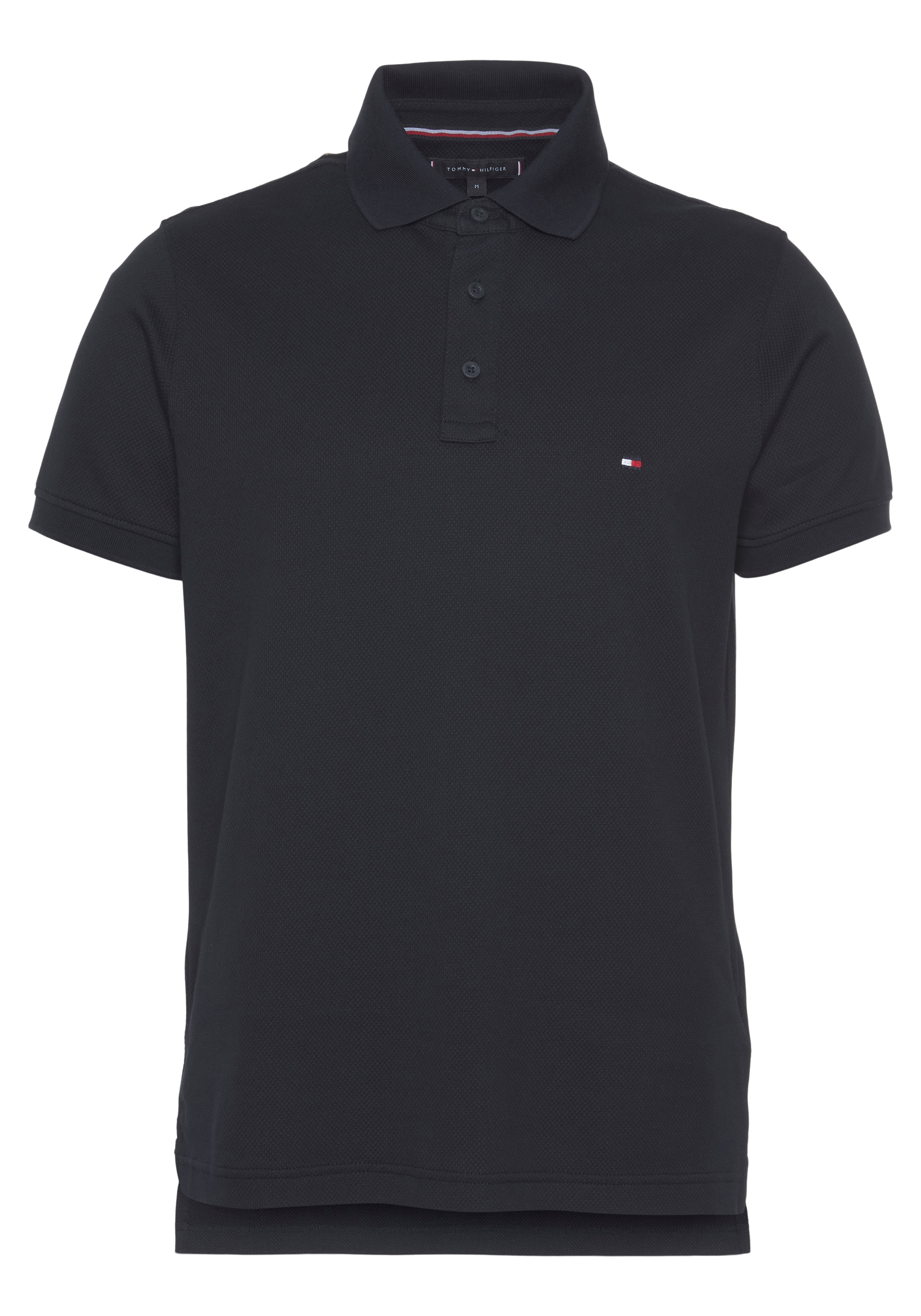 tommy hilfiger -  Poloshirt SOPHISTICATED STRUCT SLIM POLO