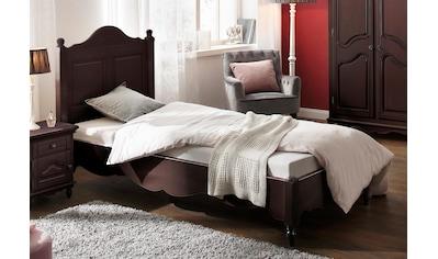 Premium collection by Home affaire Bett »Katarina«, in verschiedenen Bettbreiten... kaufen