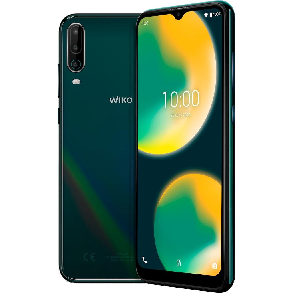 "WIKO Smartphone »VIEW4«, (16,5 cm/6,52 "" 64 GB Speicherplatz, 13 MP Kamera)"