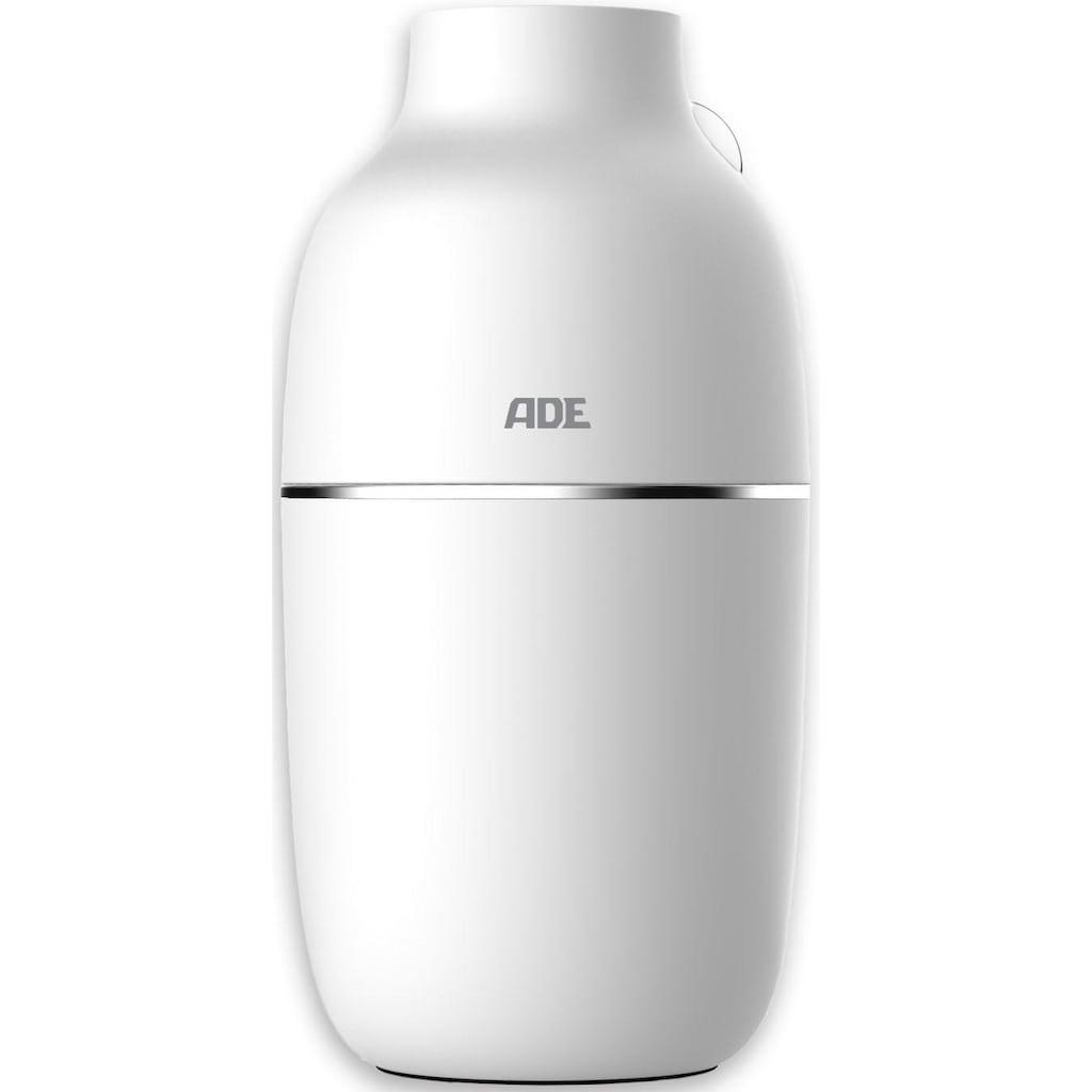 ADE Luftbefeuchter »HM1800-1«, 0,16 l Wassertank, Raumbefeuchter mit USB-Anschluss, 160 ml Kapazität