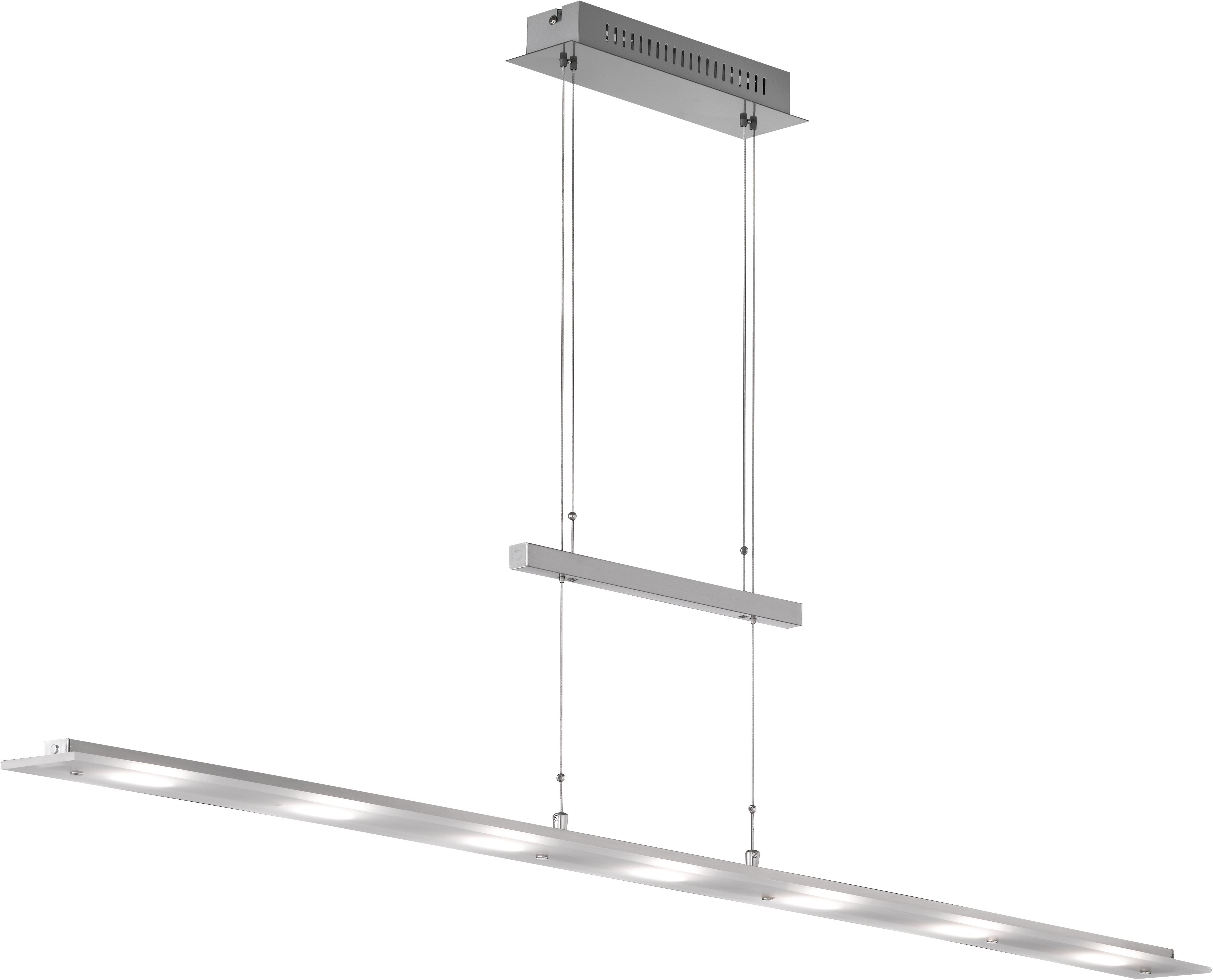 FISCHER & HONSEL LED Pendelleuchte Largo, LED-Modul, Warmweiß-Neutralweiß