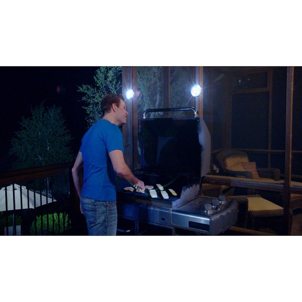 MediaShop LED Gartenleuchte »DISK LIGHTS«, LED-Board, Set mit 8 Stück