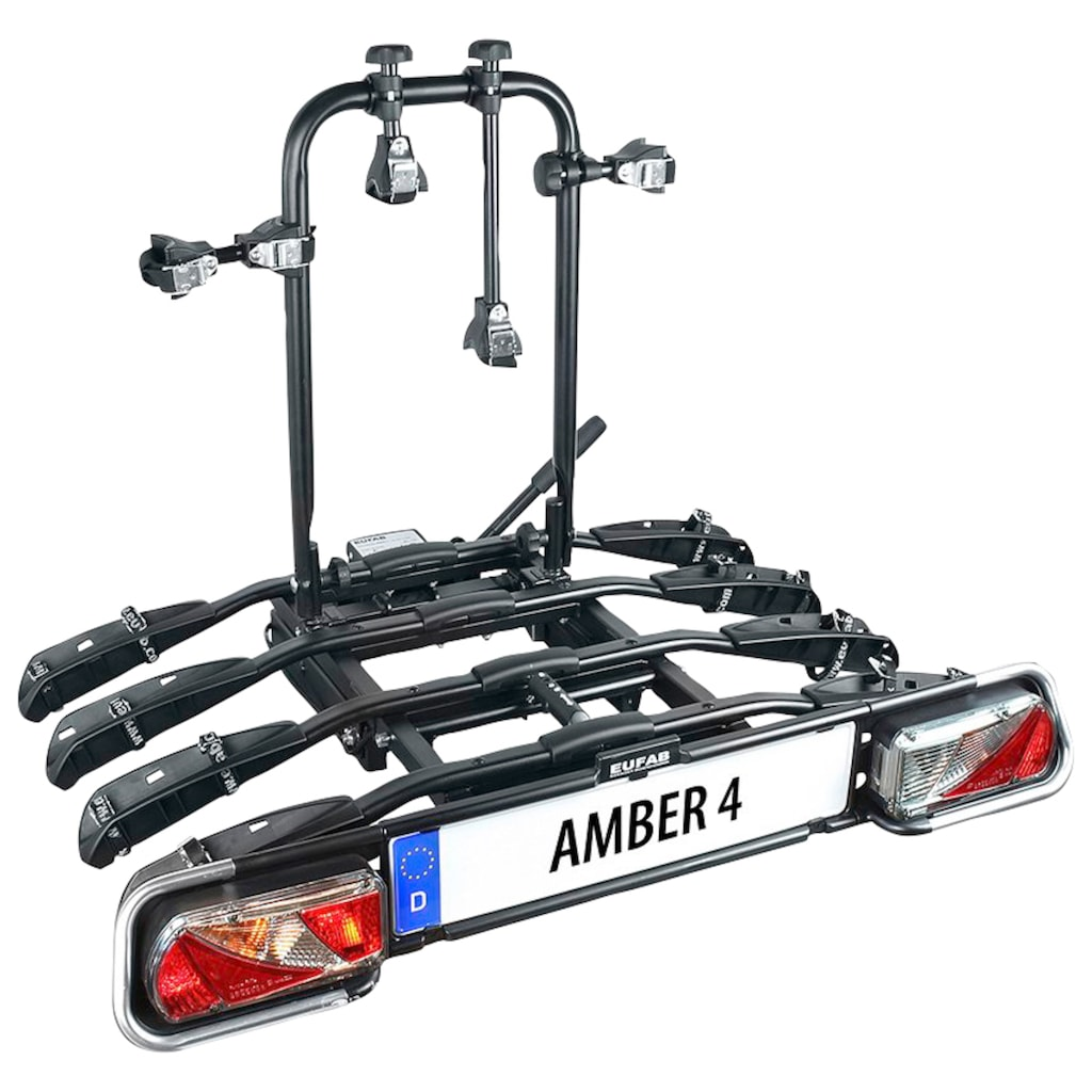 EUFAB Kupplungsfahrradträger »AMBER 4«
