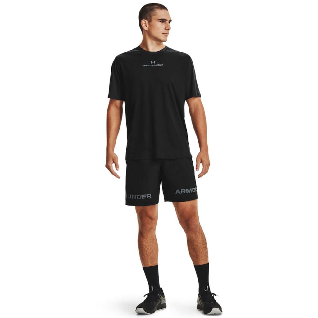 Under Armour® Shorts »UA Woven Graphic WM Short«