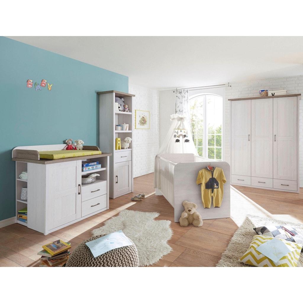 Babybett »Luca«, mit Schlupfsprossen