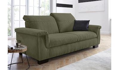 DOMO collection 2,5-Sitzer »Sully«, wahlweise mit Rückenverstellung kaufen