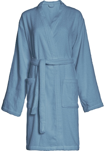 Marc O'Polo Home Bademantel »Tali«, (1 St.), mit Kimonokragen kaufen