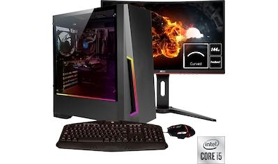Hyrican »Pandora SET2021« Gaming - PC - Komplettsystem (Intel, Core i5, NVIDIA GeForce GTX 1660 Ti) kaufen