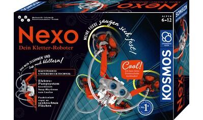 """Kosmos Experimentierkasten """"Nexo  -  Dein Kletter - Roboter"""" kaufen"""