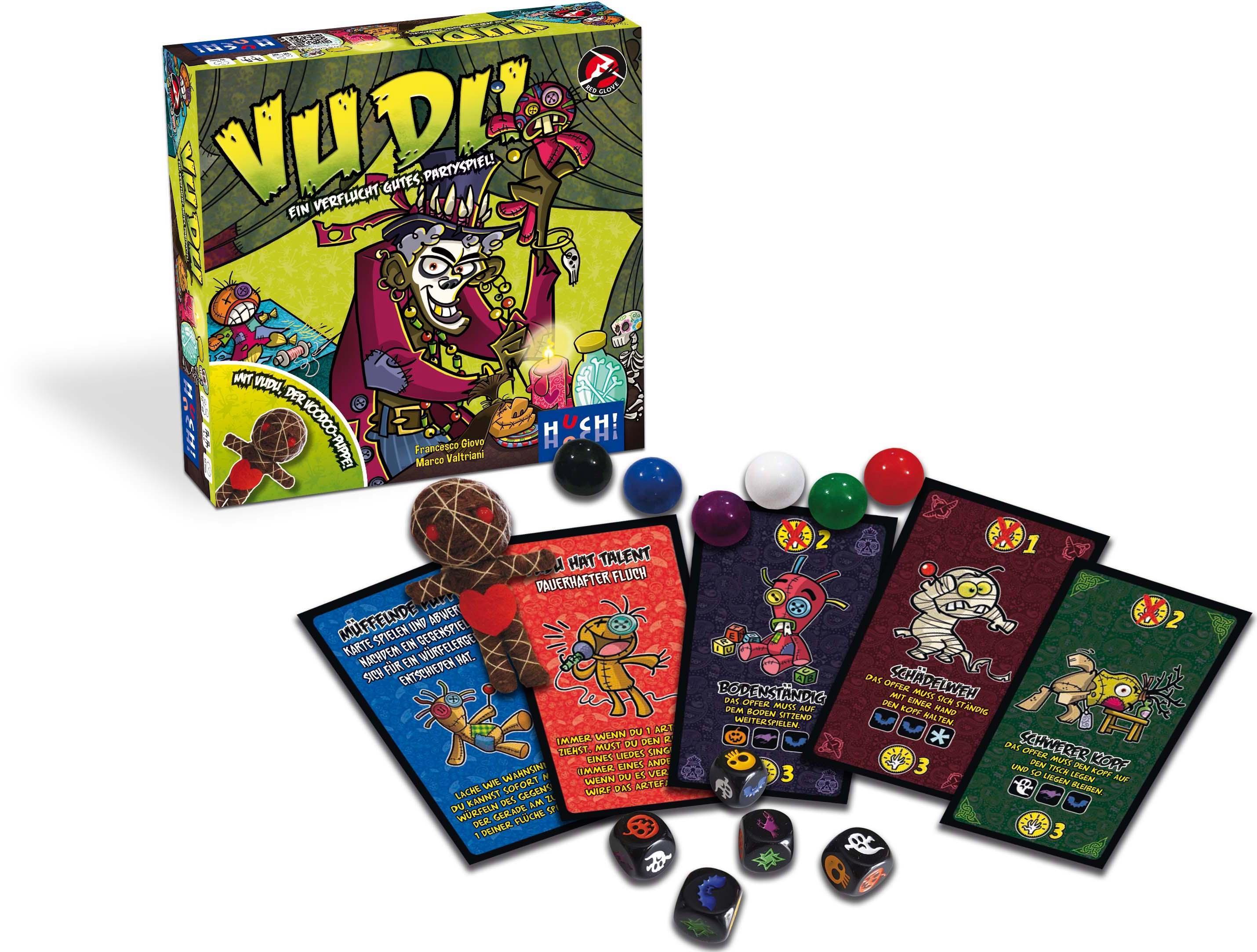 Lustige Gesellschaftsspiele Erwachsene - Produktübersicht