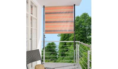 ANGERER FREIZEITMÖBEL Balkonsichtschutz LxH: 120x225 cm kaufen