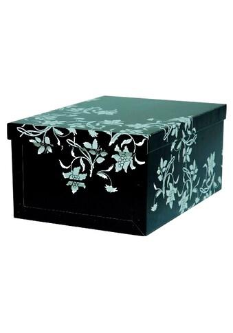 Kreher Aufbewahrungsbox »Barock Schwarz« kaufen