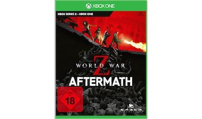 Spiel »World War Z: Aftermath«, Xbox Series X kaufen