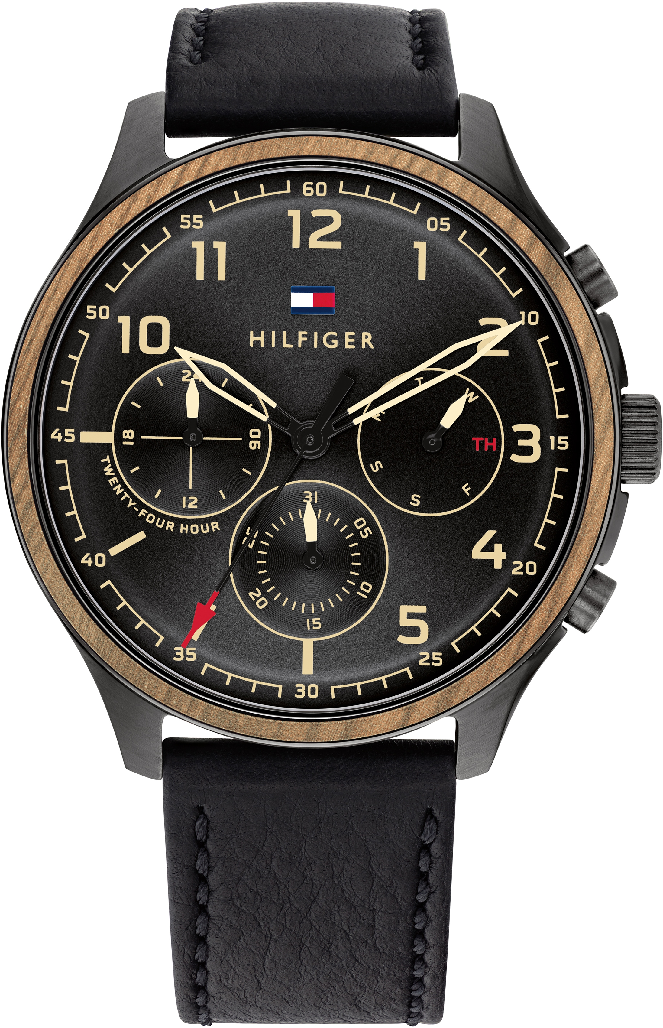 tommy hilfiger -  Multifunktionsuhr Casual, 1791854