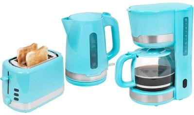 exquisit Frühstücks-Set »FS 7101 pbl« kaufen