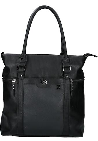 Kidzroom Wickeltasche »Precious, black« kaufen