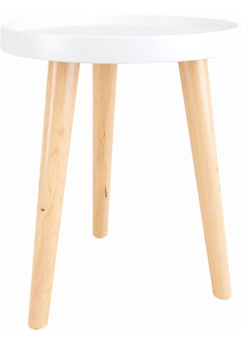 andas Beistelltisch »Buffalo«, im skandinavischen Design kaufen