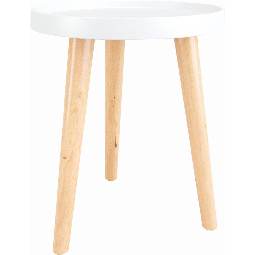 andas Beistelltisch »Buffalo«, im skandinavischen Design