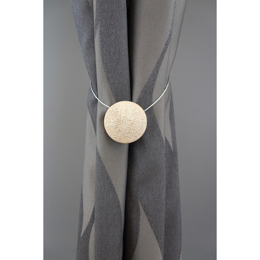 VHG Raffhalter »Rana«, Raffhalter, Magnet, Accessoire