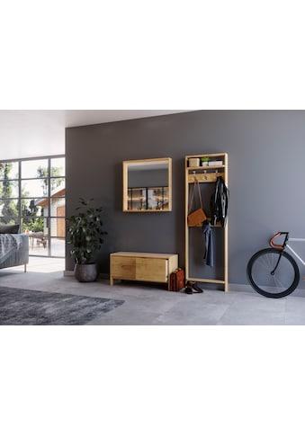 Home affaire Garderoben-Set »Livana«, (Set, 2 St.), aus Massivholz kaufen